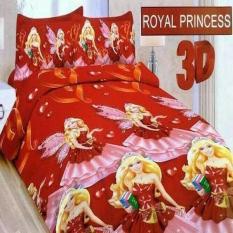 Terbaru Sprei Bonita King 180X200 Royal Princess Seprai Sprai Sepray