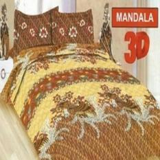 Terbaru Sprei Bonita Mandala No.1 King 180 Seprai Sprai Sepray Batik