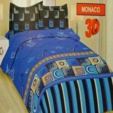 Terbaru Sprei Bonita Monaco No.1 King 180 Seprai Sprai Sepray Bed
