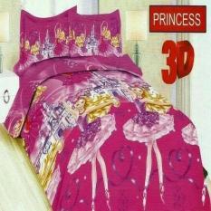 Terbaru Sprei Bonita Princess B4 King 180 Seprai Sprai Sepray Limited