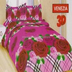 Terbaru Sprei Bonita Venezia No.3 Single 120 Seprai Sprai Sepray