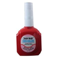 Daftar Harga Terlaris Joyko Stipo Cair Warna Biru Dan Merah Isi 3 Pcs Joyko