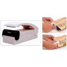 Spesifikasi Terlaris Perekat Plastik Mini Tanpa Lem White Mini Hand Sealer Murah