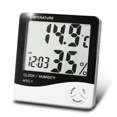 Jual Termometer Htc 1 Alat Pengukur Suhu Ruangan Putih Htc Di Dki Jakarta