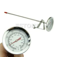 (Termometer Masak) Ukur Suhu Minyak Air Daging 200 Derajat Celcius - J2L78I