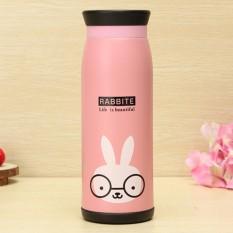 Termos Air Animal karakter 500ml - Botol Minum (01 Rabbit)
