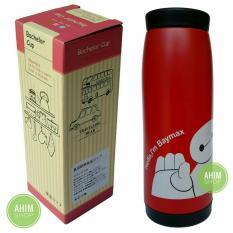 Termos Botol Minum Big Hero Baymax Random Stainless Steel Exclusive Box Bachelor Cup Merah Hitam Di Indonesia