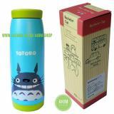 Beli Termos Botol Minum Totoro Random Stainless Steel Exclusive Box Bachelor Cup Biru Hijau