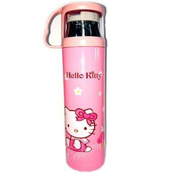 Botol Minum Termos Air Karakter Animal Stainless Steel 500 ml Vacuum Cup - Babamu. Source