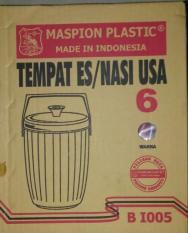 Kiara Promo Termos Nasi/Es Rice Bucket Maspion No 6