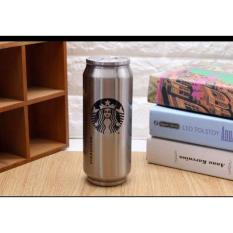Termos Tumbler Starbucks 500 ML Stainless Steel-Botol Minum