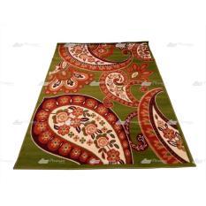 Termurah Karpet Moderno Uk 160 X 210 P Green 162042 Diskon Akhir Tahun