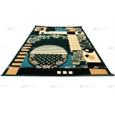 Jual Termurah Karpet Moderno Uk 210X310 Green 16282 Murah Di Indonesia