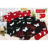 Toko Termurah Sprei Bonita Motif Butterfly King Size 180 Bonita Online