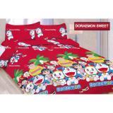 Spesifikasi Termurah Sprei Bonita Motif Doraemon Sweet Queen Size 160 Yg Baik