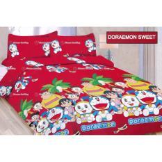 Ulasan Mengenai Termurah Sprei Bonita Motif Doraemon Sweet Queen Size 160