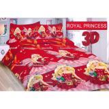 Harga Termurah Sprei Bonita Tipe Royal Princess Queen Size 160 Dan Spesifikasinya