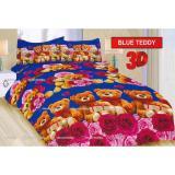 Harga Termurah Sprei Bonita Tipe Blue Teddy Queen Size 160 Dan Spesifikasinya