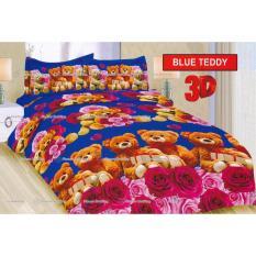 Spek Termurah Sprei Bonita Tipe Blue Teddy Queen Size 160 Dki Jakarta
