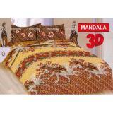 Harga Termurah Sprei Bonita Tipe Mandala Queen Size 160 Branded
