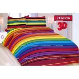 Promo Termurah Sprei Bonita Tipe Rainbow Queen Size 160 Bonita