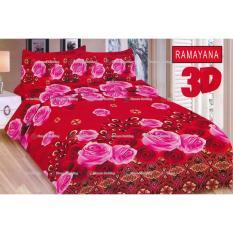 Harga Termurah Sprei Bonita Tipe Ramayana Queen Size 160 Fullset Murah