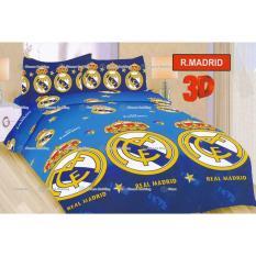 Review Termurah Sprei Bonita Tipe Real Madrid Queen Size 160 Di Indonesia