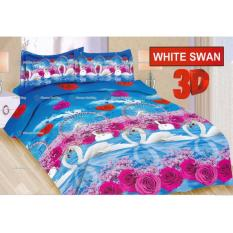 Promo Toko Termurah Sprei Bonita Tipe White Swan