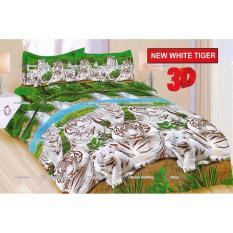 Review Termurah Sprei Bonita Tipe White Tiger Indonesia