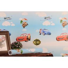 Diskon Wallpaper Sticker Motif Cars Wallpaper Kamar Anak Wallpaper Sticker Di Indonesia