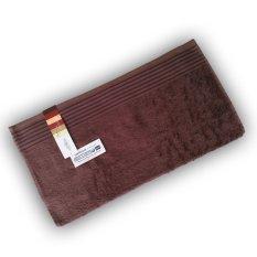 Harga Terry Palmer Handuk Premium Antimicrobial Protection 70 X 135 Cm Coklat Murah