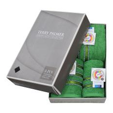 Ulasan Lengkap Tentang Terry Palmer Handuk Set Box Qanke Hijau