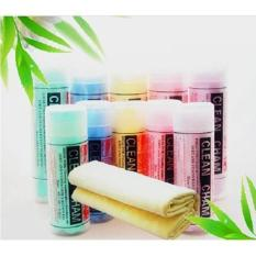 Beau Kain / Lap / Serbet Pembersih Serbaguna Microfiber Isi 3 Pcs - Multicolor. IDR