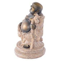 Spek Hue Maitreya Patung Buddha Patung Batu Patung Ukiran Tangan 2 Tiongkok