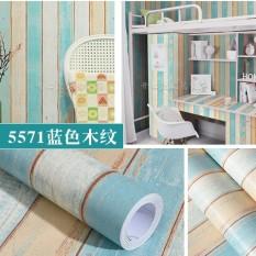 Ruang Tamu Televisi Kamar Tidur Wallpaper Wallpaper Perekat Diri Tahan Udara Pola Bata Asrama Mebel Renovasi Stiker Stiker-Internasional
