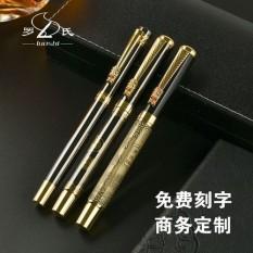The Luo Seni Merancang Kaligrafi Artinya Kata Menulis Iridium Emas Pena Air Mancur-Pulpen Group Pemimpin ectype Membuat untuk Order untuk Mengukir Kata untuk Transact Kotak Hadiah-Internasional