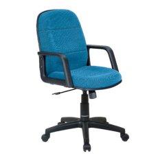 The Moss Furniture Office Chair DC 103 - Biru - Gratis Pengiriman & Pemasangan Khusus Daerah DKI Jakarta