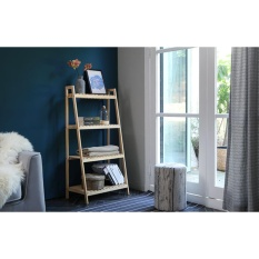 The Olive House – Wooden Ladder 4t By Korea Furniture Store.
