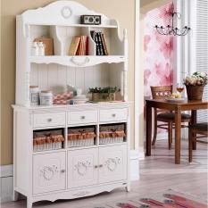 The Olive House - Lemari dan Rak Rosemarry 9 drawer - khusus luar jawa dan bali