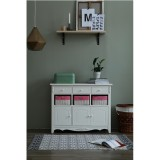 Jual The Olive House Lemari Kabinet Jasmine 9 Drawers The Olive House Grosir