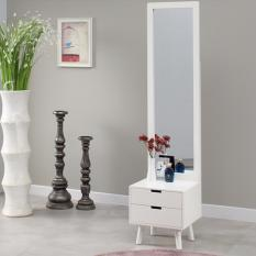 Review The Olive House Meja Rias Hr Stand Mirror Jawa Timur