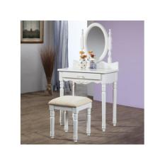 Miliki Segera The Olive House Set Meja Rias Lucia Plus Stool