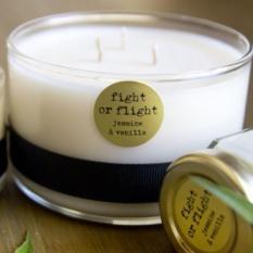 Yang Dapat Dipakai Lemak Lemak Lilin-Fight atau Flight (Jasmine VANILLA) 50 Jam