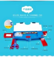 Tulisan Kasus Diri-Menggunakan untuk Whet Pasir Kotak Pensil untuk Memberi Menyajikan Gaya Baru Laba-laba Xia raja Besar Honor Komik dan Animasi Korea Kreativitas Penuh-Otomatis-Internasional