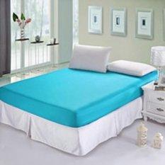 Spesifikasi Theora Sprei Waterproof Warna Biru Muda Murah