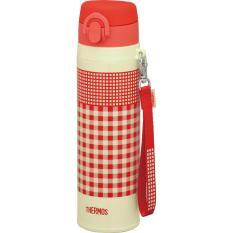 Thermos JNT-550 R-OR Vacuum Insulated Mobile Mug -Merah Orange