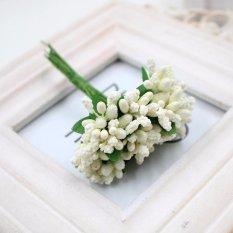 ... Mawar Kerajinan Tangan Dari Busa Luntur Source · Tiga Tandan Pistil Bunga Benang Sari Buatan Bunga Bud Pernikahan Dekorasi Fake Bunga Intl