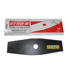 Tiger Mata Pisau Mesin Potong Rumput Gendong Brush Cutter Blade