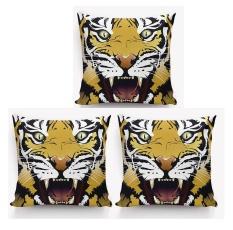 Harimau Sofa Tempat Tidur Rumah Dekorasi Festival Bantal Kursi Sarung Bantal Kasus-Internasional