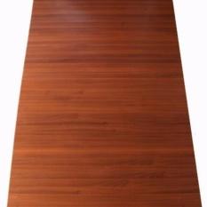 Toko Tikar Kayu Plywood Karpet Coklat Tua 120X200 Online Di South Kalimantan